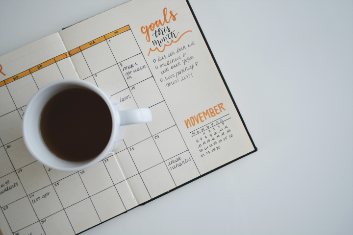 Commandement de la réussite n° 2 : Organisés, vous serez! Un planning hebdomadaire, vous établirez!